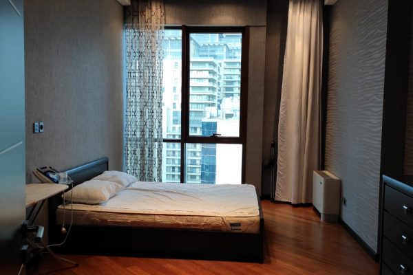 Apartment with 2 bedrooms next to Marriott hotel