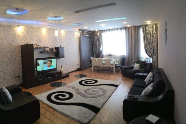Apartment with 3 bedrooms Narimanov monument