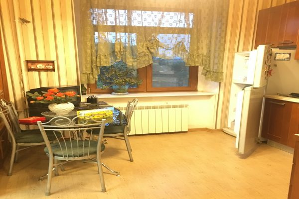 Apartment with one bedroom near the Icherisheher