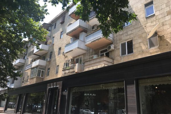 Nice apartment with 1 bedroom near center