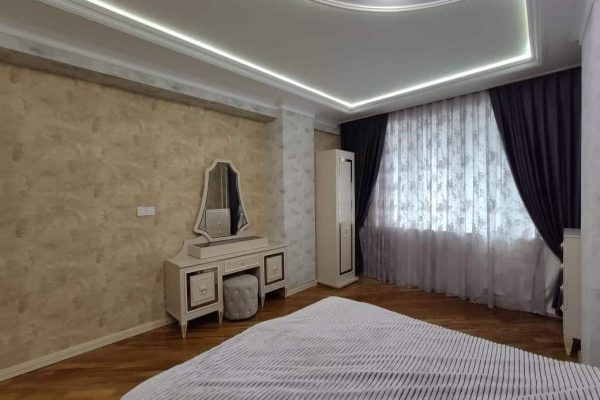 Apartment with 2 big bedrooms near the metro Nizami