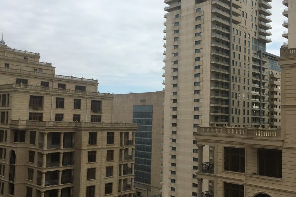 Aparment  with 2 bedrooms near Port Baku