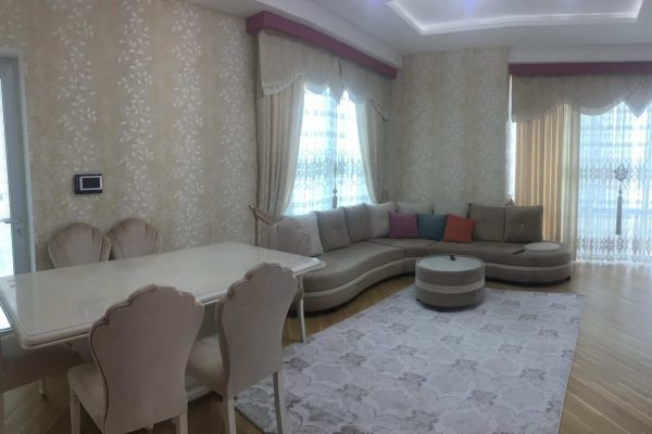 новая 3 комнатная в Алтес Плаза